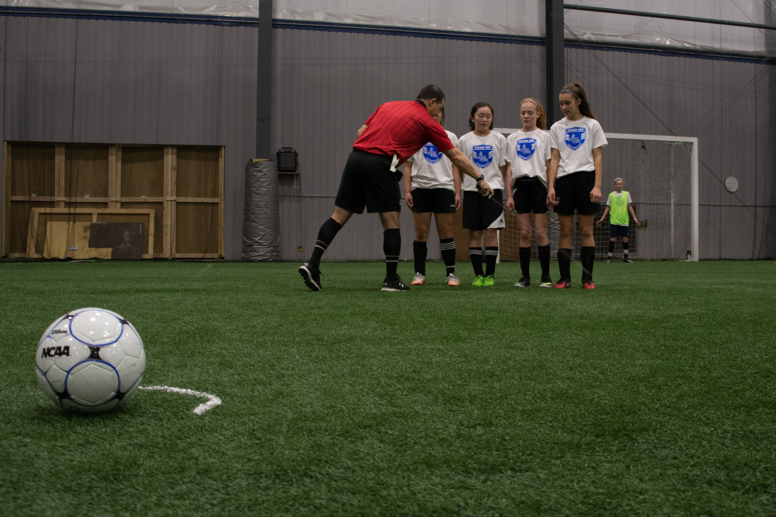 ODP 2003 Girls with RefEDGE PRO™