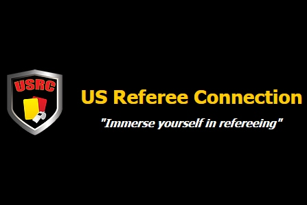 US Referee Connection Logo