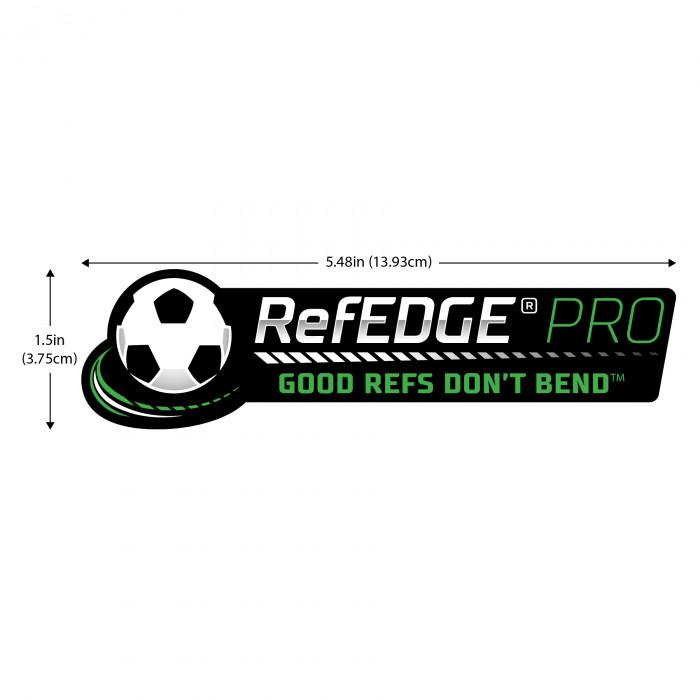 RefEDGE PRO Sticker